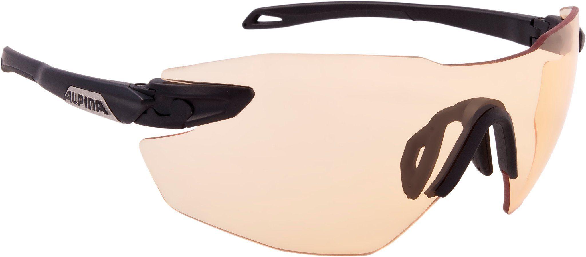 Alpina Sports Sportbrille »Twist Five Shield RL VL+ Glasses«