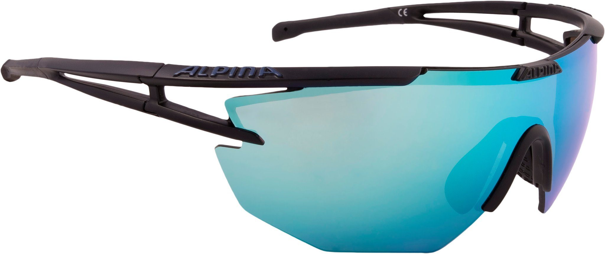 Alpina Sports Sportbrille »Eye-5 Shield CM+ Glasses«
