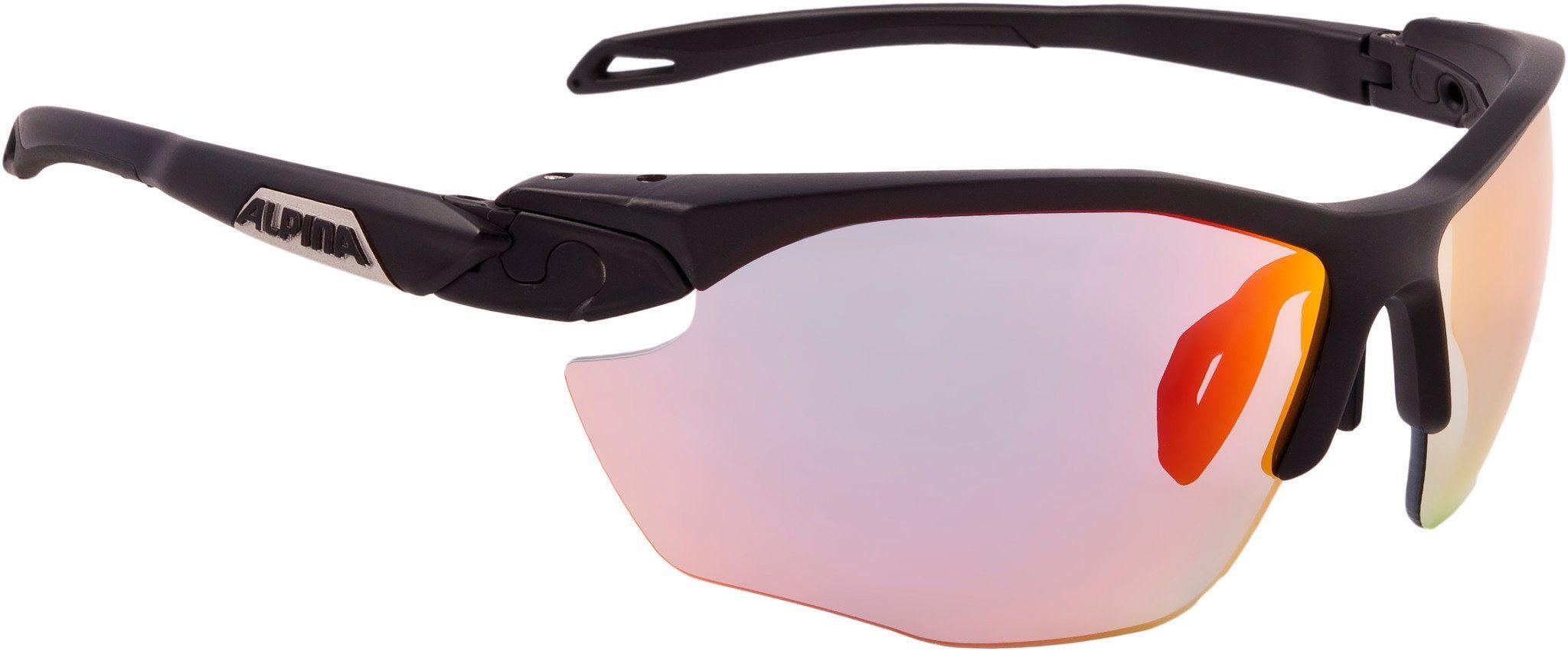 Alpina Sports Sportbrille »Twist Five HR QVM+ Glasses«