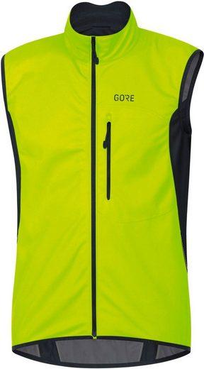 GORE WEAR Radjacke C3 Windstopper Vest Men