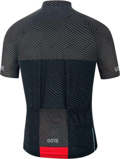 Gore Usure T-shirt C3 Optiline Jersey Hommes