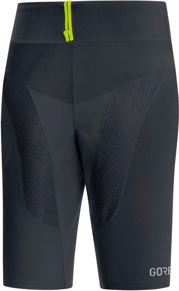 Herren GORE® Wear Hose C5 Trail Light Shorts Men schwarz | 04017912015837