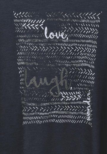 CECIL Shirt mit coolem Print