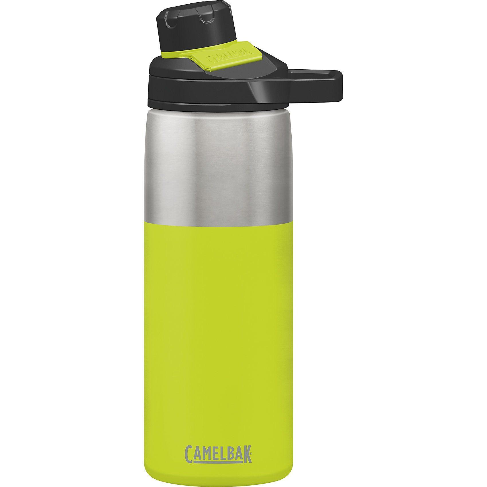 Camelbak Trink- und Thermoflasche CHUTE Lime, 600 ml