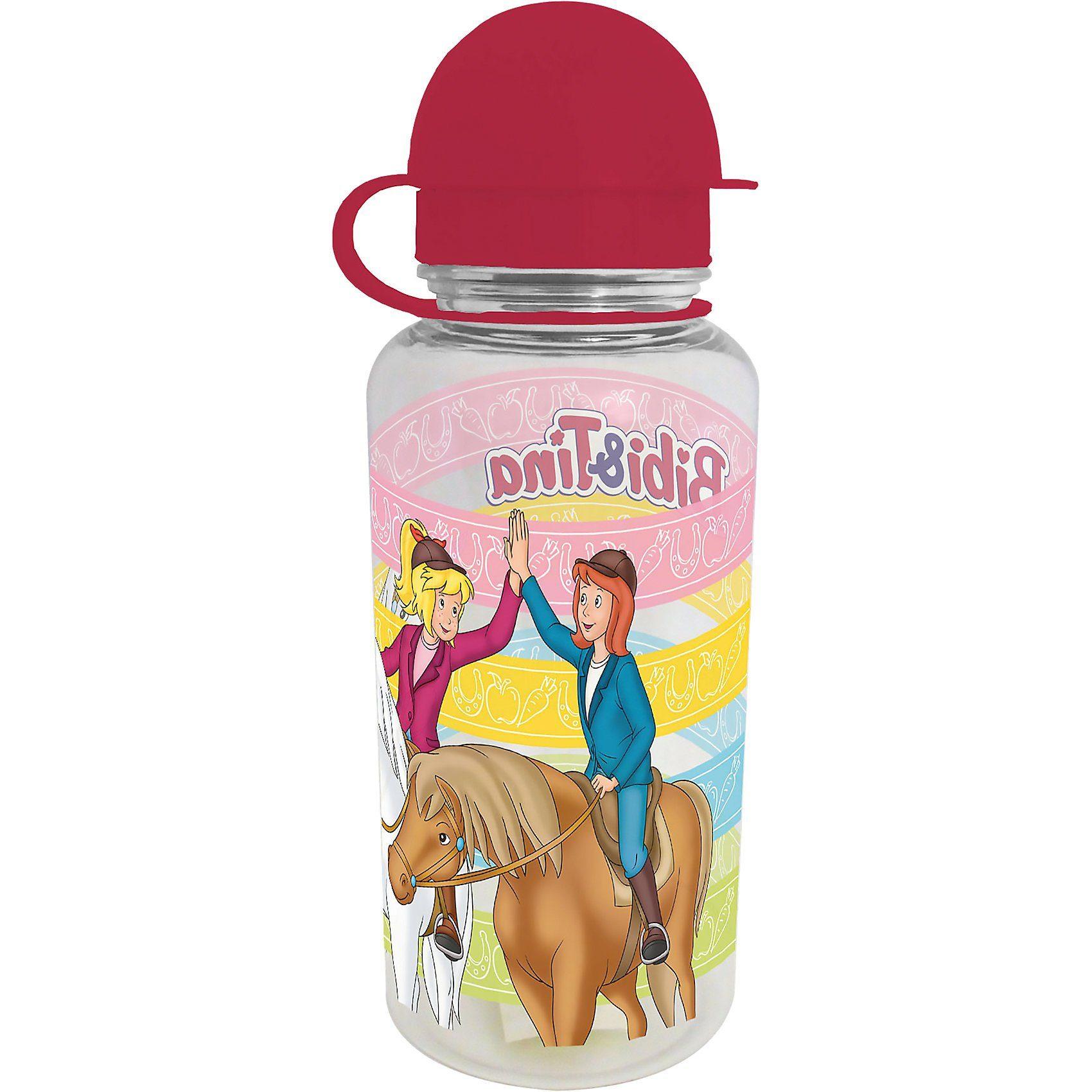 Tritanflasche Bibi & Tina Freunde, 350 ml