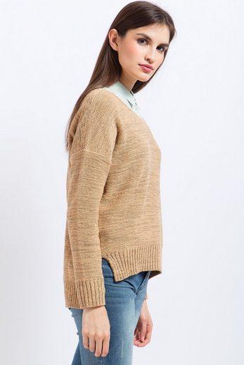 Finn Flare Pullover in asymmetrischer Form