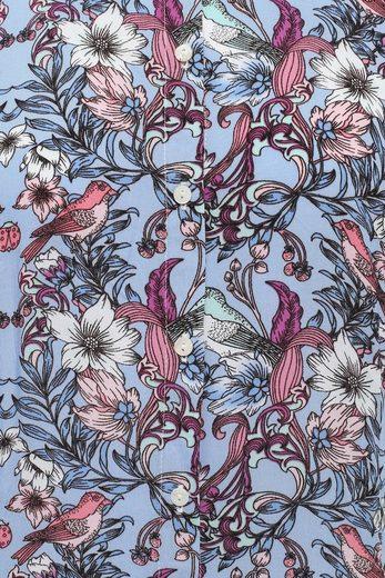 Finn Flare Bluse mit Blumenmusterung