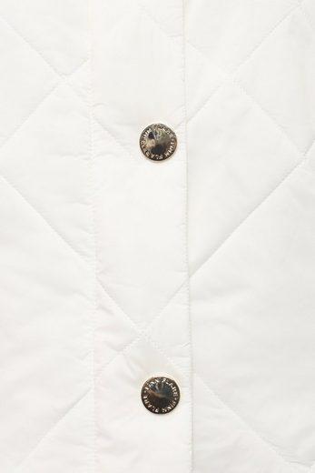 Finn Flare Steppjacke mit metallischen Details