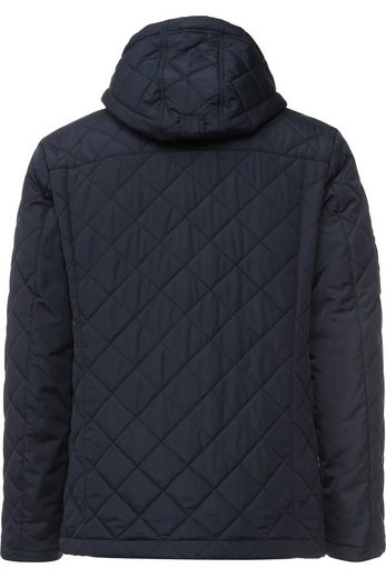 Finn Flare Winterjacke in modischer Steppoptik