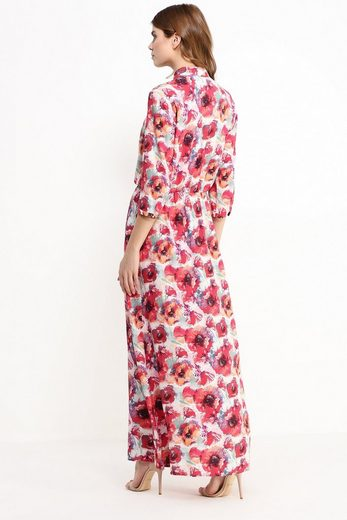 Finn Flare Kleid mit Blumenmuster