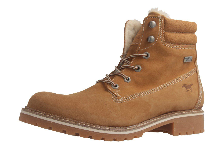 Mustang Shoes Boots in Übergrößen online kaufen  Beige