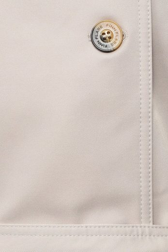 Finn Flare Trenchcoat mit doppelter Knopfreihe