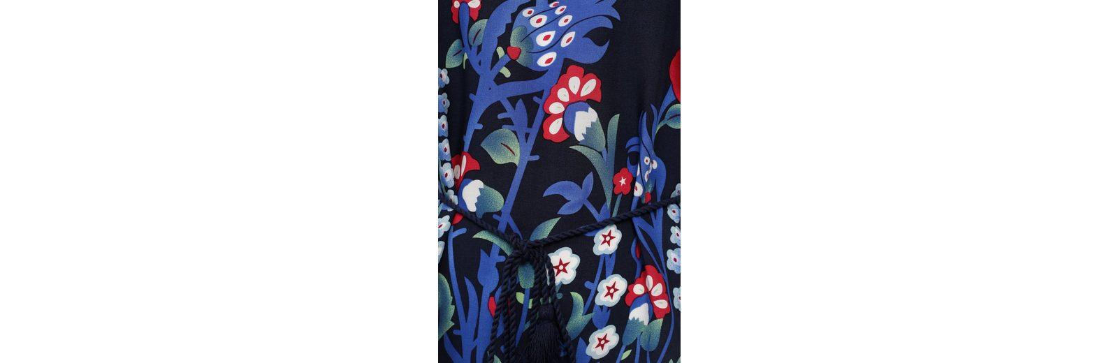 Auslassstellen Günstiger Preis Finn Flare Tunika mit Blumendruck Auslass Hohe Qualität Rabatt Authentische Online MDopKTbJV8