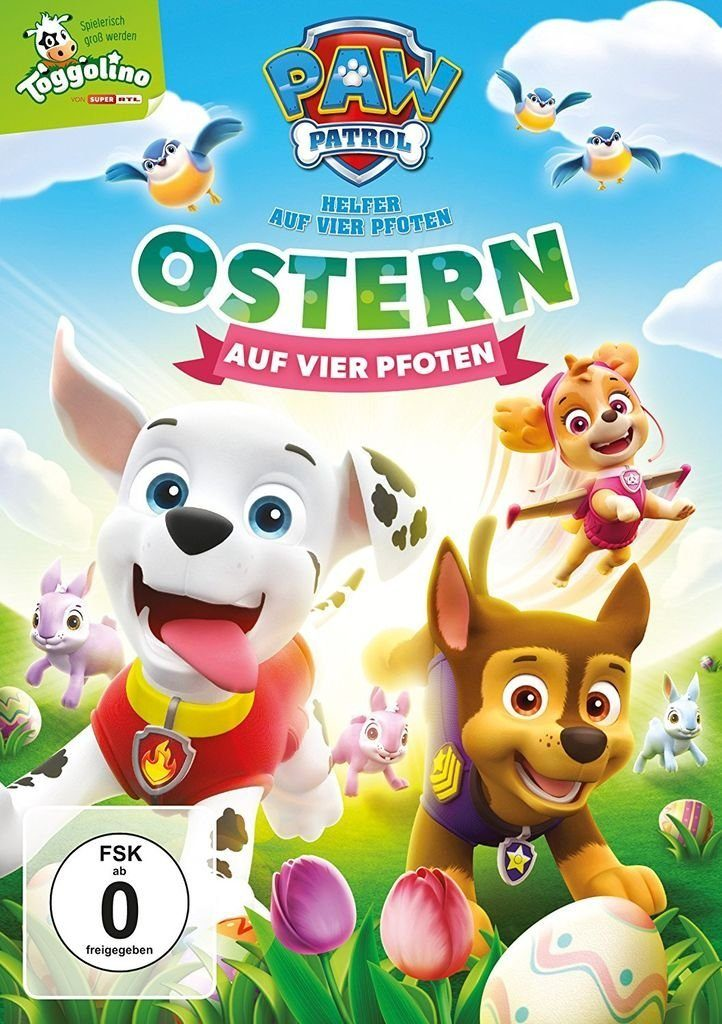Universal DVD - Film »Paw Patrol - Ostern auf vier Pfoten«