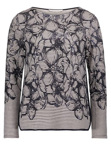 Betty Barclay Sweatshirt mit Blumenprint