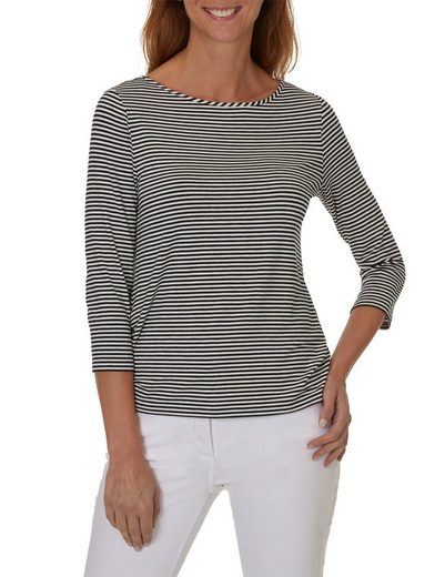 Betty Barclay Streifenshirt mit 3/4 Arm