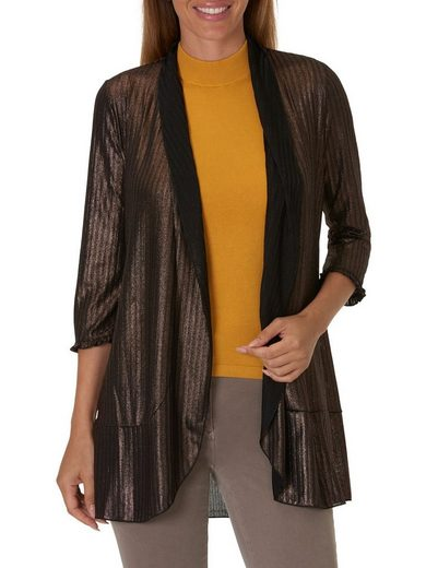 Betty Barclay Shirtjacke mit Schalkragen