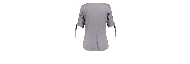 Druck schimmerndem Druck Shirt Public Public Public mit Shirt schimmerndem mit wA5x46OqO