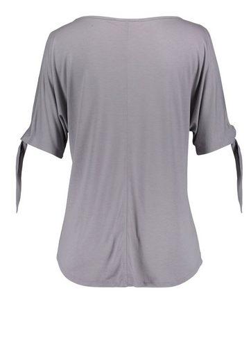 Public Shirt mit schimmerndem Druck
