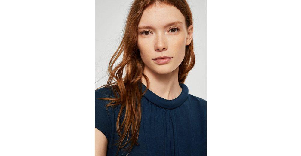 Günstigster Preis MANGO Shirt mit Detail am Ausschnitt Online Shop Großer Rabatt Zum Verkauf Extrem Online Outlet-Store Zum Verkauf gT8Xg
