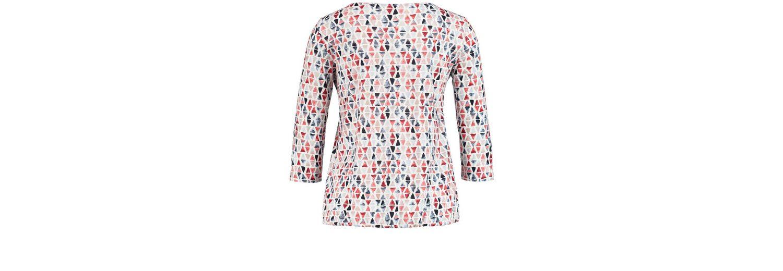 Gerry Weber T-Shirt 3/4 Arm 3/4 Arm Oversize Shirt Neueste LY6ys
