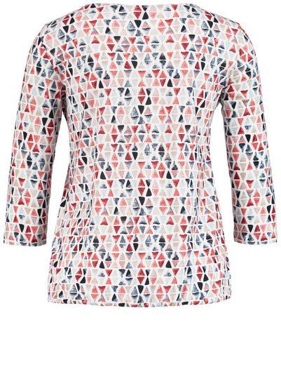 Gerry Weber T-Shirt 3/4 Arm 3/4 Arm Oversize Shirt