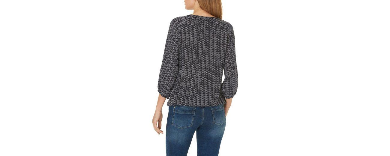 Größte Anbieter Online Verkauf Sammlungen Betty&Co Bluse mit grafischem Muster fp40g9ng