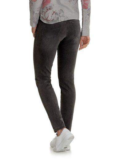 Betty&Co Jeans im Stonewashed-Stil