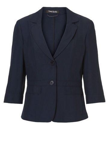 Betty Barclay Blazer In Light Jersey Quality