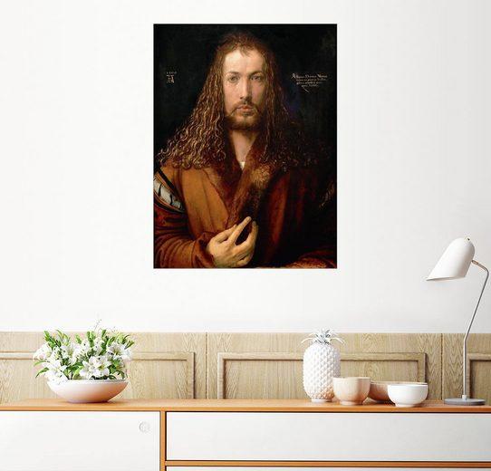 Posterlounge Wandbild - Albrecht Dürer »Albrecht Dürer«
