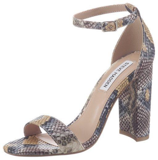STEVE MADDEN »Carrson« High-Heel-Sandalette im femininen Look