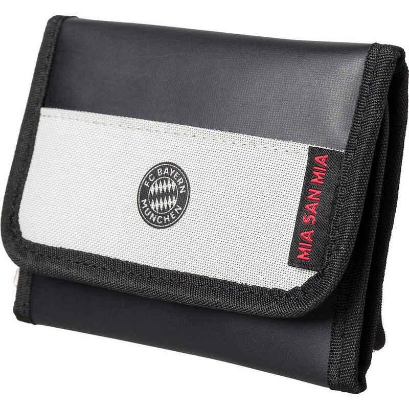 FC Bayern München Geldbörse »Geldbörse FC Bayern München black Logo«