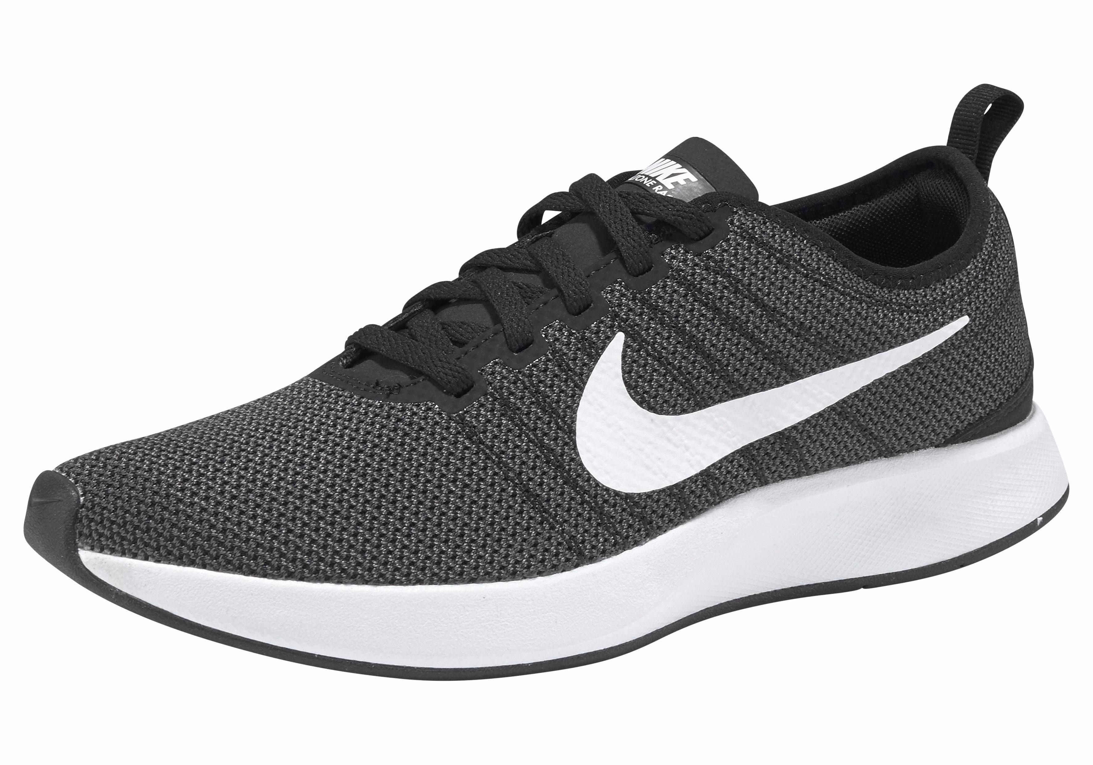 Nike Sportswear »Wmns Dualtone Racer« Sneaker, grau, hellgrau