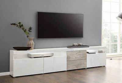TV-Möbel in weiß online kaufen | OTTO