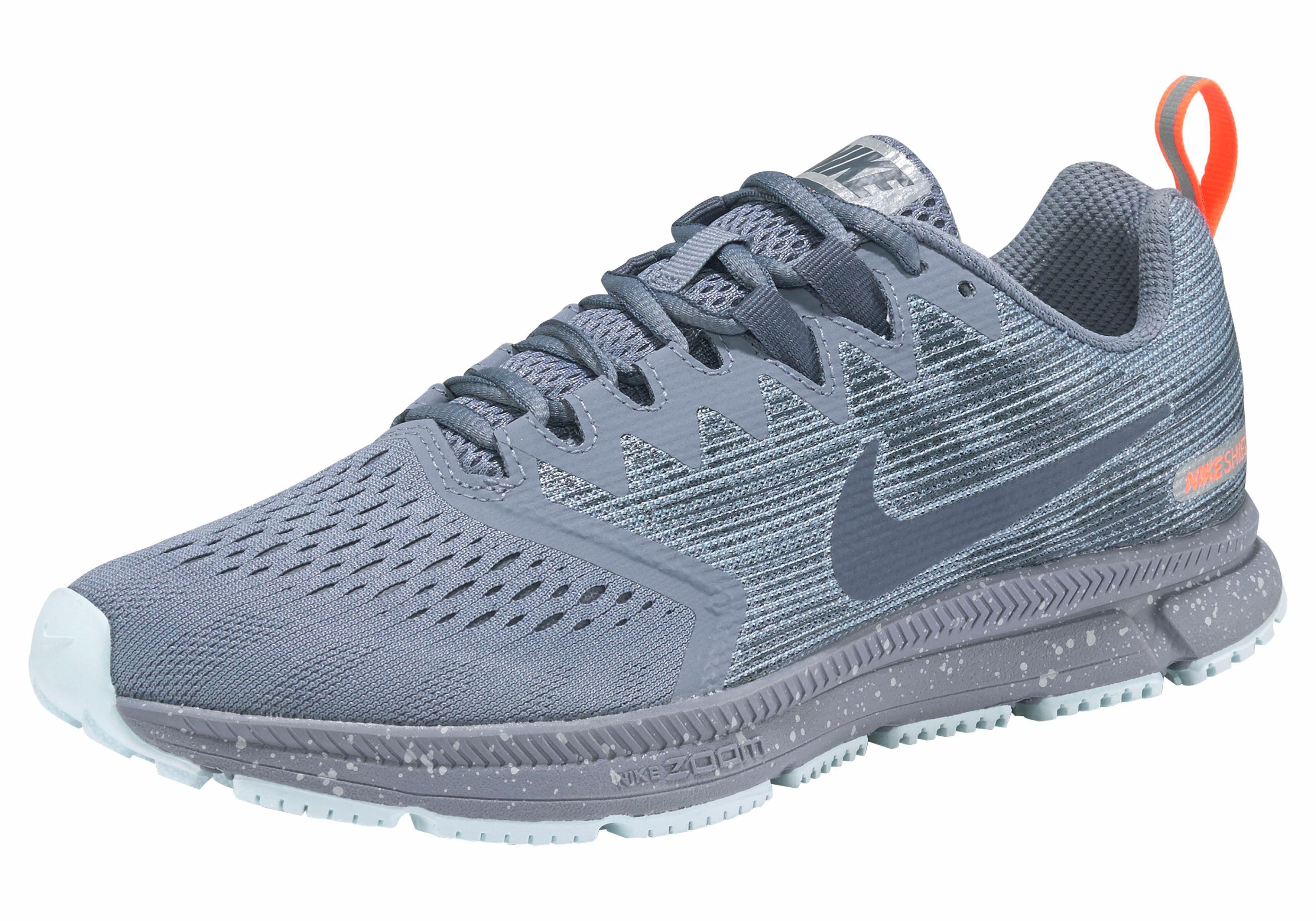 Nike Wmns Zoom Span 2 Shield Laufschuh kaufen  graublau