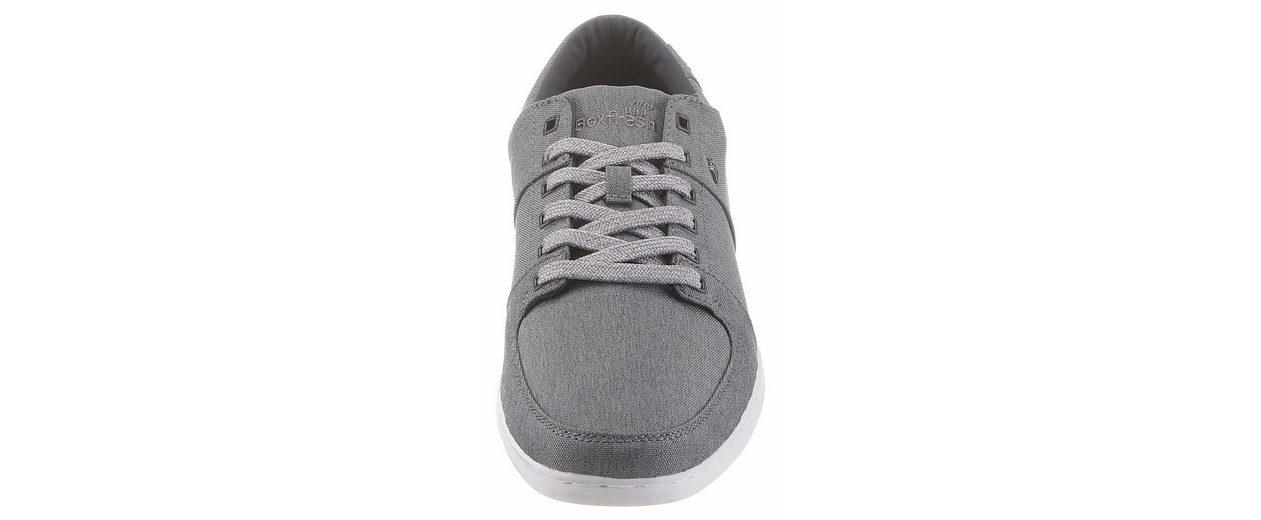 Boxfresh Spencer Sneaker, aus meliertem Textilmaterial