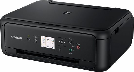 Canon PIXMA TS5150/TS5151 Multifunktionsdrucker, (Bluetooth, WLAN (Wi-Fi)