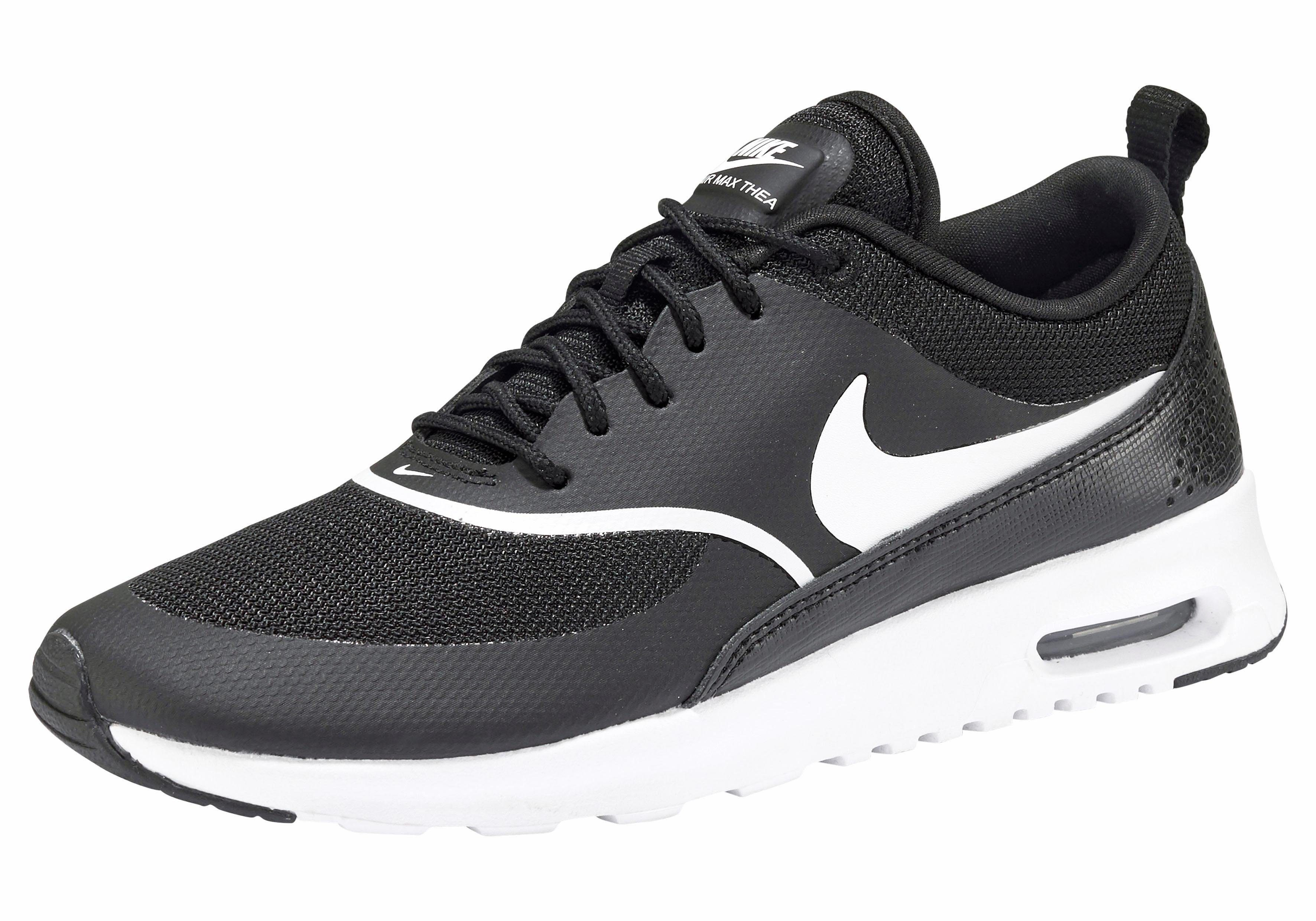 Nike Sportswear »Air Max Thea« Sneaker, Materialmix aus Synthetik und Textil online kaufen | OTTO