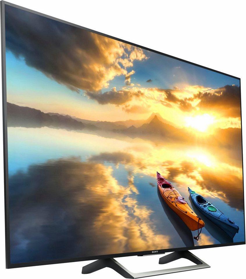 Sony KD49XE7005 LED-Fernseher (123 cm/49 Zoll, 4K Ultra HD