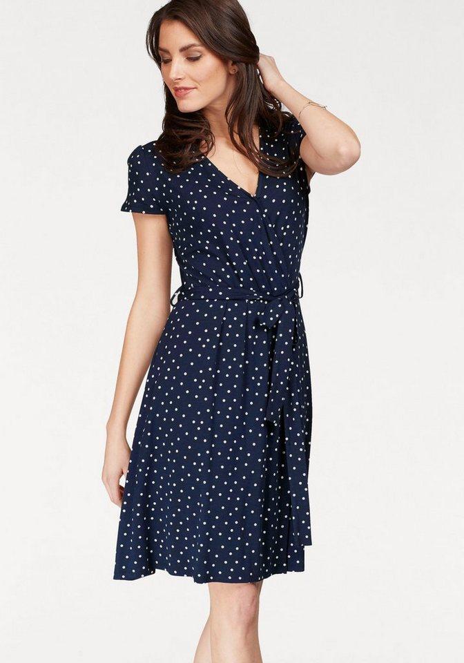 4ec93595a7e0 Vivance Jerseykleid mit Bindegürtel online kaufen   OTTO