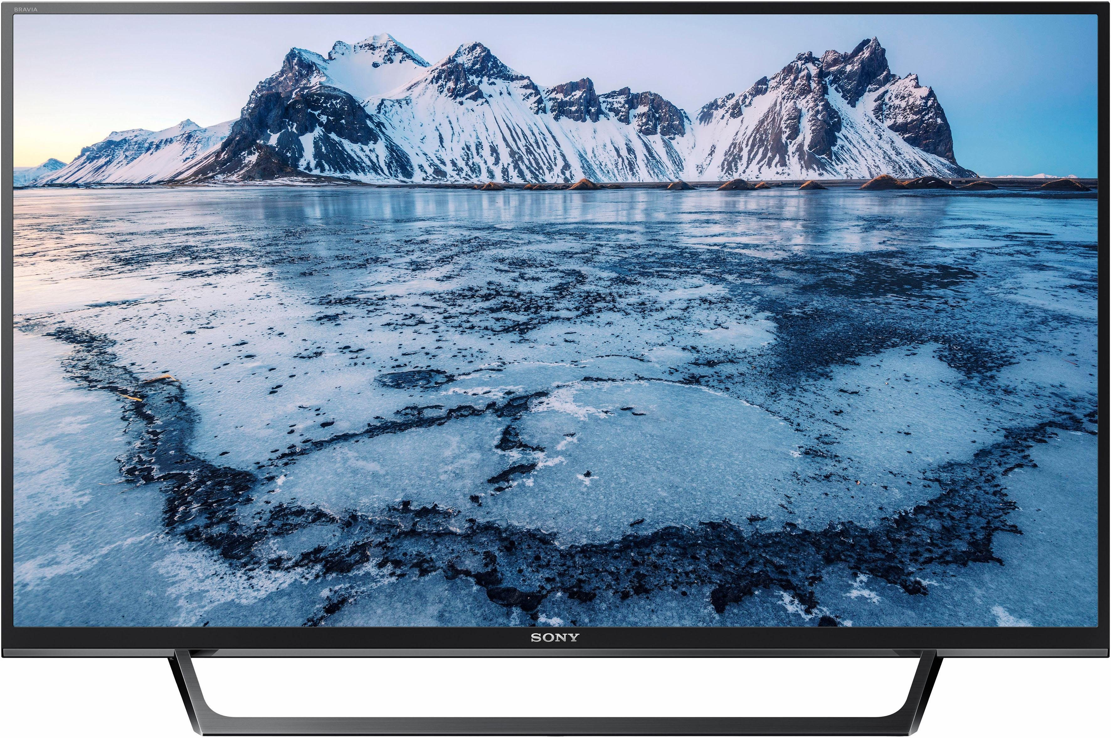 Sony KDL40WE665BAEP LED-Fernseher (101 cm/40 Zoll, Full HD, Smart-TV, Clear Phase; Digital Sound Enhancement Engine; X-Protection PRO)