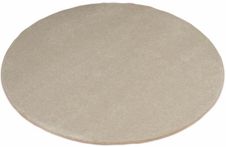 Teppich »Prestige«, Living Line, rund, Höhe 16 mm