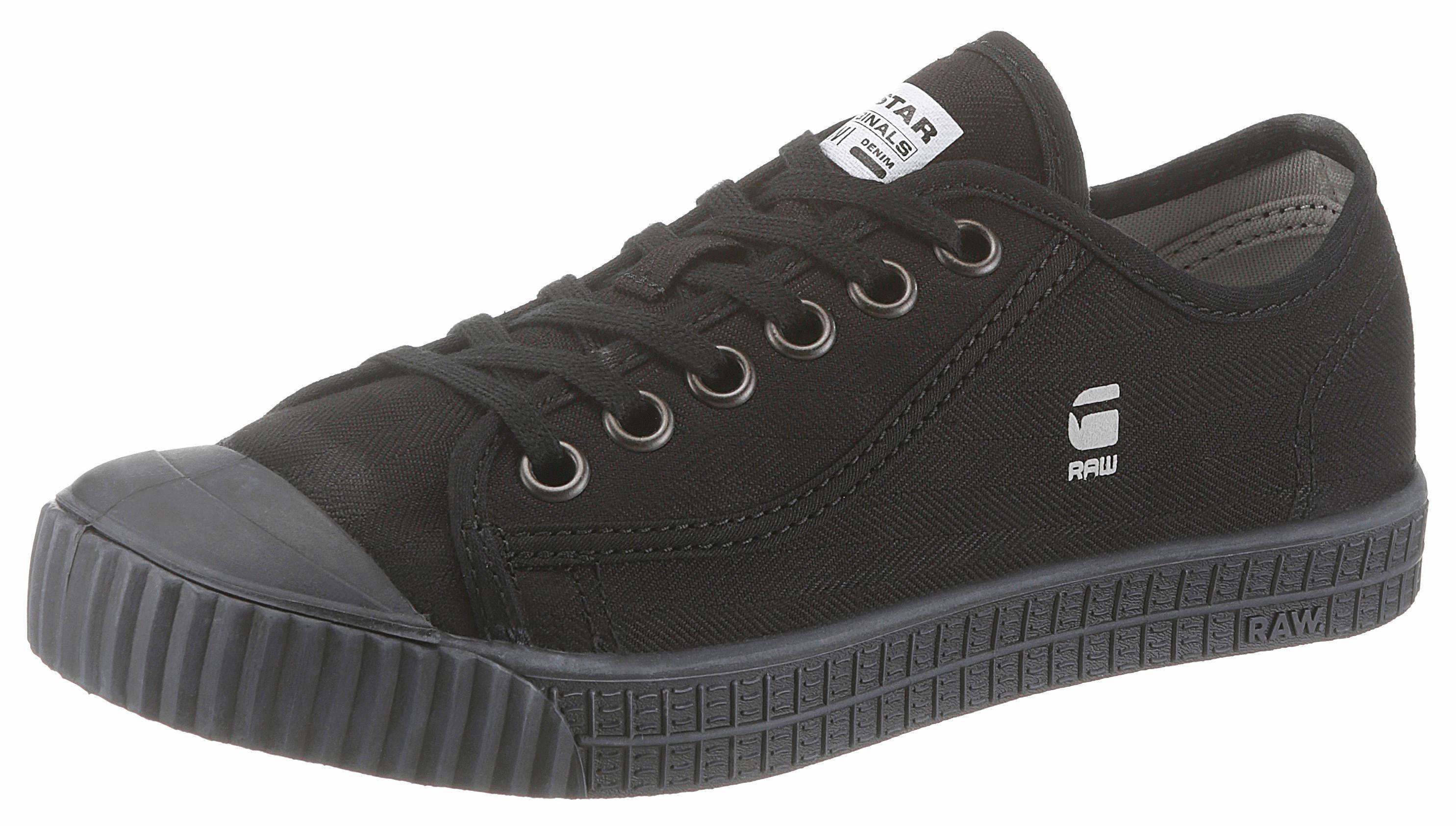 G-Star RAW Sneaker, im coolen Basic-Look kaufen  schwarz