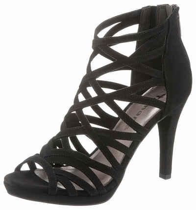 Sandalette - schwarz A9wzVPI