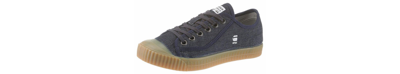 G-Star RAW Sneaker, mit kontrastfarbener Laufsohle