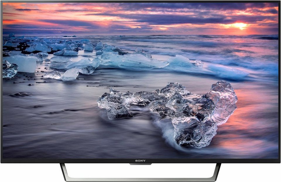 sony kdl49we755 led fernseher 123 cm 49 zoll full hd. Black Bedroom Furniture Sets. Home Design Ideas