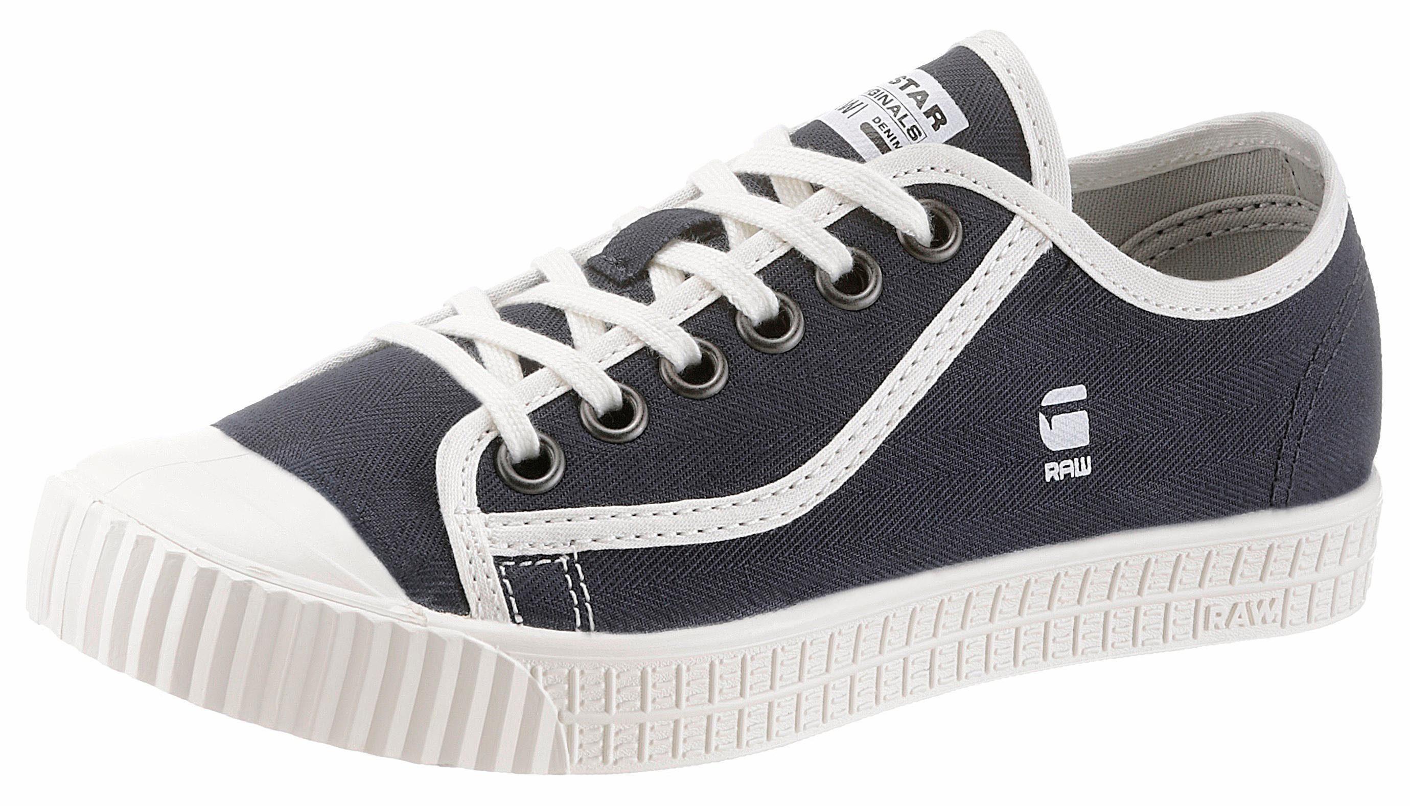 G-Star RAW Sneaker, im coolen Basic-Look, weiß, 35 35