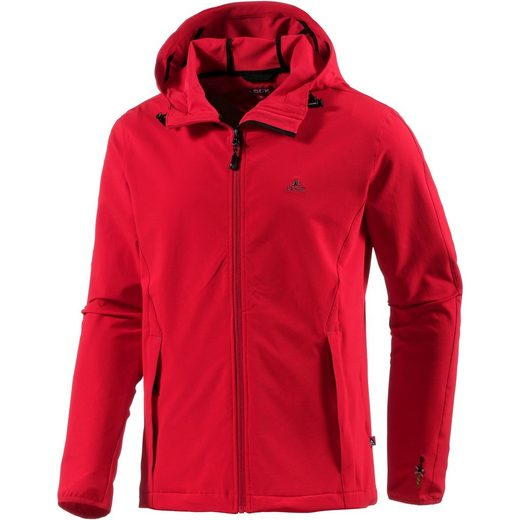 OCK Softshelljacke Softshell Jacke light