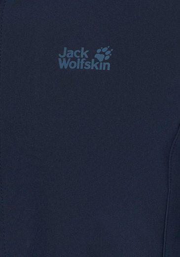 Jack Wolfskin Softshelljacke NORTHERN PASS, winddicht & wasserabweisend
