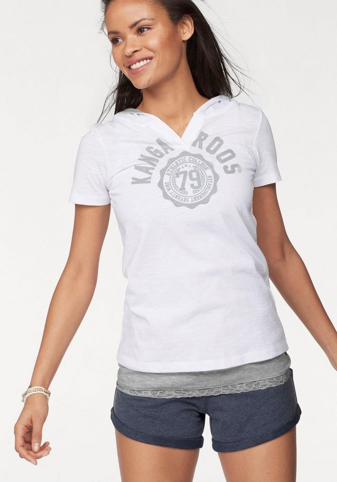 KangaROOS Print-Shirt (Set, 2 tlg., mit Top)   OTTO e95c8be864